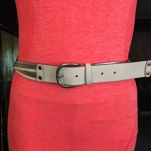 NWOT Fossil Leather Braided Belt
